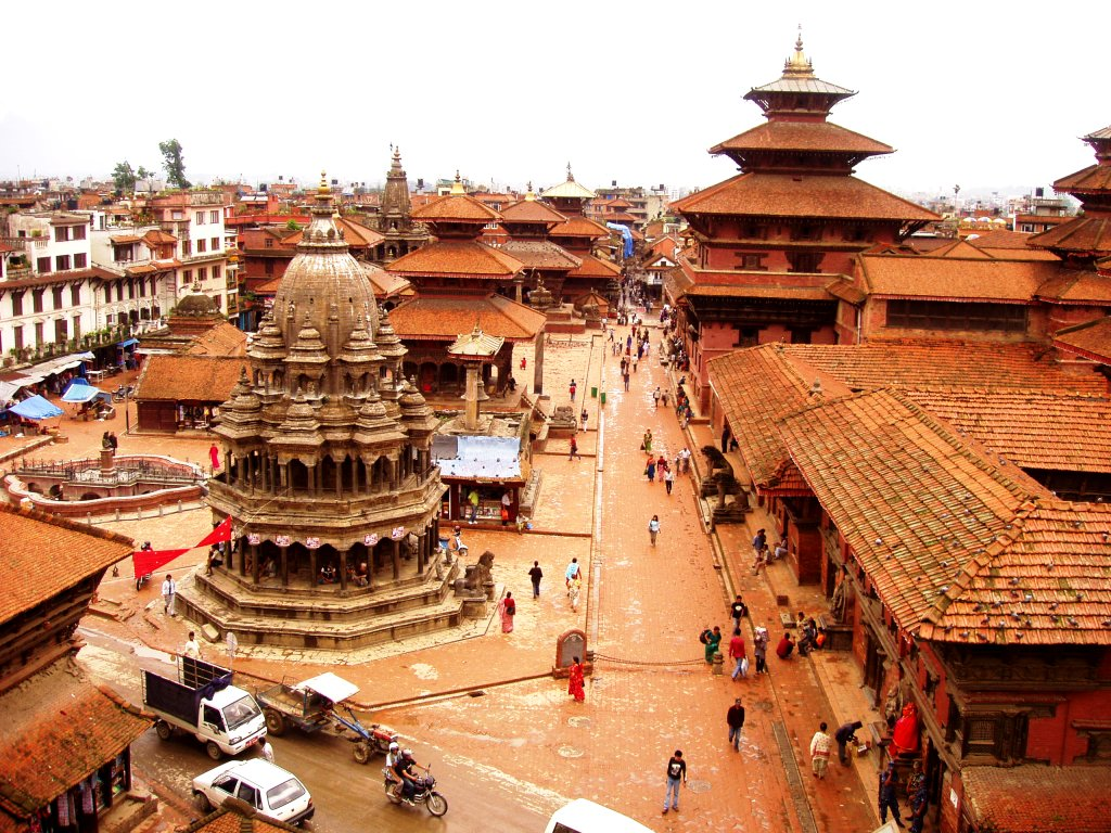 Kathmandu Durbar Square Suggest Nepal Write A Suggestion About Any Place You Have Visited In